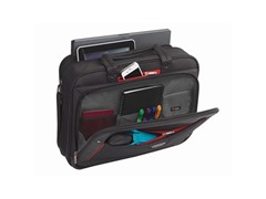"Solo 16"" Laptop Briefcase"