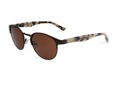 Rim Light Sunglasses, Brown