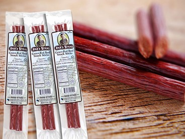 Nick's Whole30 Approved Beef Sticks