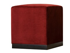 Lucia Side Ottoman (3 Colors)