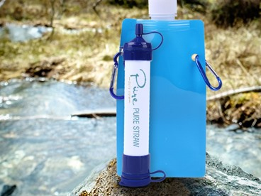 PureStraw Personal Water Filters