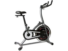 Indoor Cycle Trainer with Fluidity Flywheel
