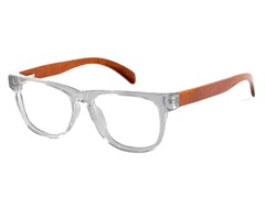 Arden Optical Frame, Cherry