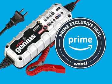 NOCO Genius G3500 Battery Maintainer and Charger
