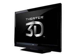 "32"" 1080p 3D LCD HDTV with Wi-Fi"