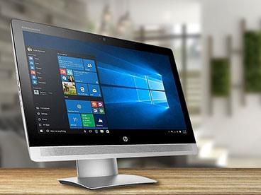 Consumer Desktops & All-In-Ones