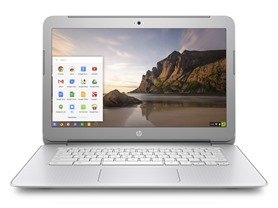 "HP 14"" 16GB Intel Dual-Core Chromebook"