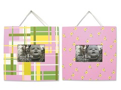 Nantucket Pink 2-Piece Frame Set