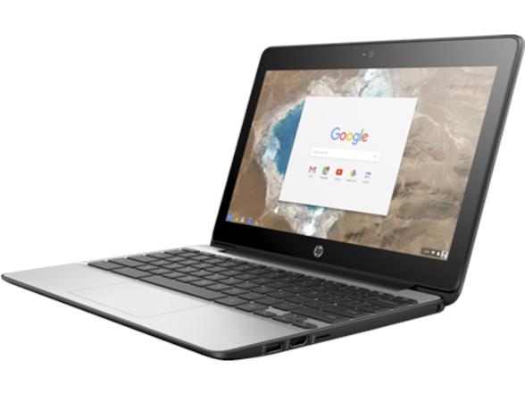 "HP 11-G5 11.6"" Intel Dual-Core Chromebook"