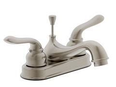 Avenza Lavatory Faucet, Brushed Nickel