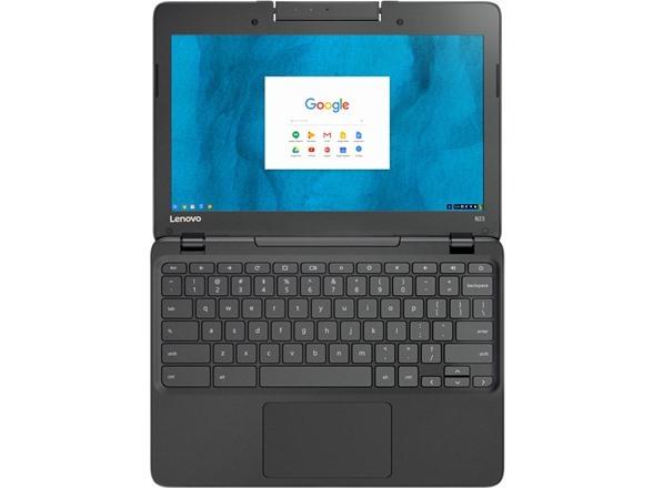 "Lenovo N23 11.6"" Dual-Core Touch Chromebook"
