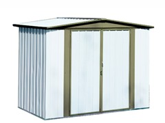 Steel Storage Shed 8' x 8'