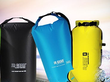 Dry Bags and Compression Sacks