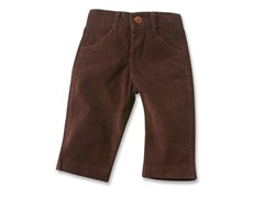 Infant Courduroy Pants - Brown