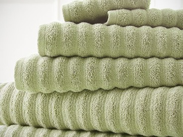 6-Piece Luxury Spa Quick-Dry Towels
