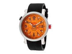 Red Line 18003-06BK Men's Compressor World Time