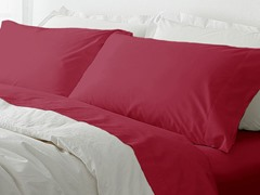 MicroFiber Sheet Set - Burgundy - 4 Sizes