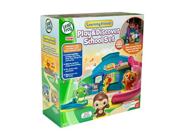 leapfrog preschool leapfrog learning friends preschool play set amp toys 635
