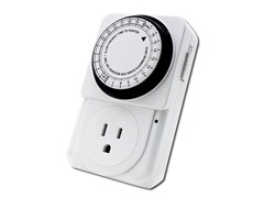 iPower Hydroponics 24-Hour Timer