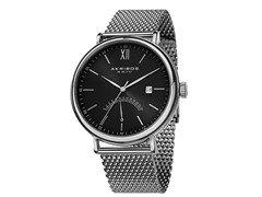 Men's Akribos XXIV Mesh Watch