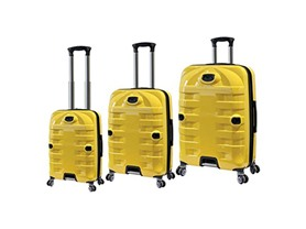 3PC Hardside Luggage Set (Your Choice)