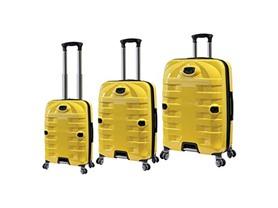 3PC Hardside Luggage Set (Your Choice)