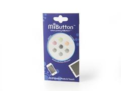 Apple Home Button Sticker - Checkers