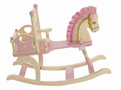 Rock-A-My-Baby Kiddie-Ups Rocking Horse