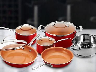 Gotham Steel Cookware Sets
