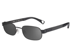 T104 Polarized Sunglasses, Black