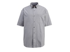 Barton Cotton Button-Down Shirt, Dust