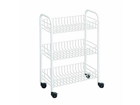 3-Tier Rolling Cart