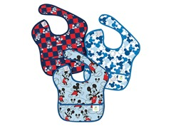 Mickey Mouse SuperBib 3-Pk