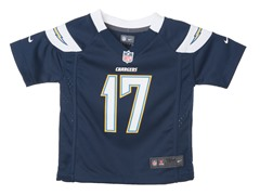 Chargers- Philip Rivers #17 (Inf.12-24M)