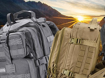 Barska Utility Backpacks