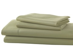 1000TC Sheet Set-Green-3 Sizes
