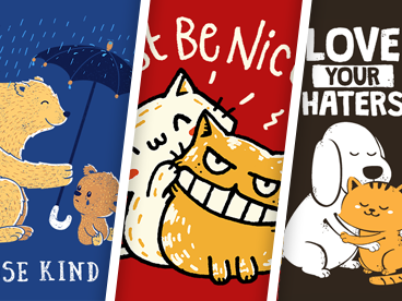 T-Shirts for World Kindness Day!