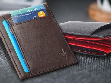 1 Voice RFID Wallets