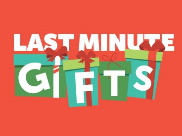 Last-Minute Electronic Gifts!