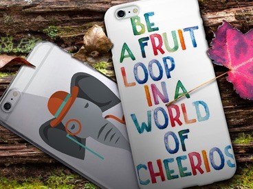 Printed Cellphone Cases