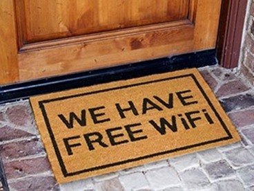 Clever Doormats for Clever Feet