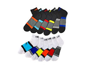 12pk Head Men's Moisture-Wicking Sock