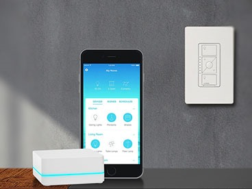 Lutron Smart Lighting Control