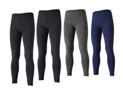 Women's Fleece Leggings 4-Pack