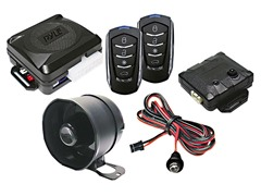 4-Button Remote Vehicle Security System