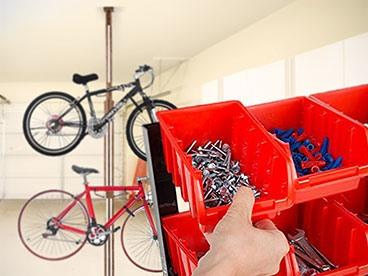 Garage Storage Goodies