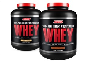 NAR Labs Whey Protein Isolate Blend (5 lb.)