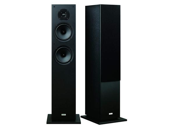 Onkyo 2-Way Bass Reflex Floor-standing Speakers (Pair) - $229 99 + $6  standard shipping