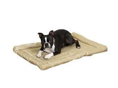 Slumber Pet Water Resistant Bed - Tan