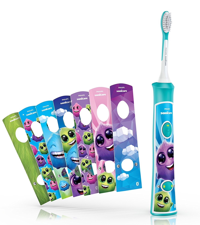 Philips 飞利浦 HX6321 蓝牙版儿童电动牙刷